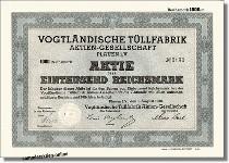 Vogtländische Tüllfabrik AG