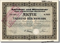 Aachener und Münchener Feuer-Versicherungs-AG