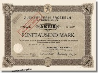 Zuckerfabrik Froebeln AG