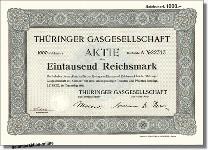Thüringer Gasgesellschaft - Thüga