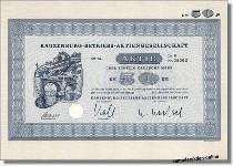 Kauzenburg-Betriebs-Aktiengesellschaft