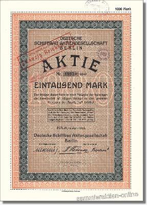 Deutsche Schiffbau Aktiengesellschaft