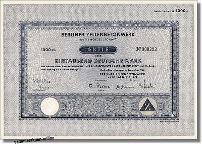 Berliner Zellenbetonwerk