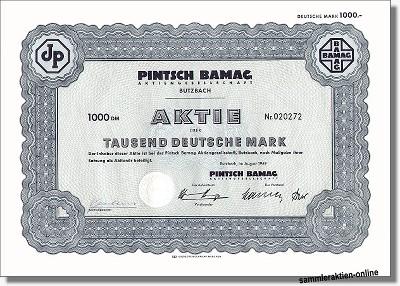 Pintsch Bamag AG
