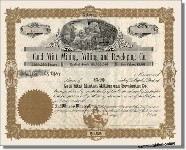 Gold Mint Mining, Milling and Developing Company