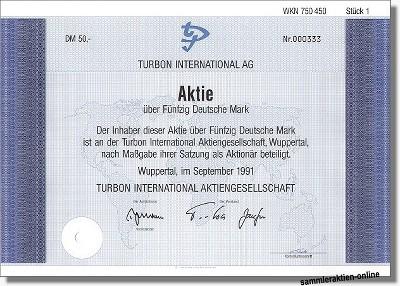 Turbon International AG
