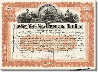 New York, New Haven and Hartford Railroad Company