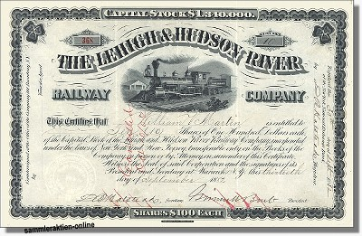 Lehigh & Hudson Railway Company