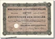 Rheinische Hypothekenbank Mannheim