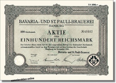 Bavaria- und St. Pauli Brauerei