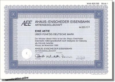 AEE Ahaus-Enscheder Eisenbahn