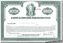 Eaton & Howard Balanced Fund
