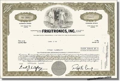 Frigitronics Inc.