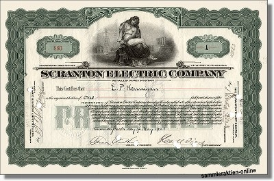 Scranton Electric Company