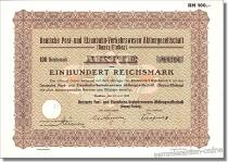 Deutsche Post- und Eisenbahn-Verkehrswesen AG