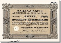 Bamag-Meguin AG