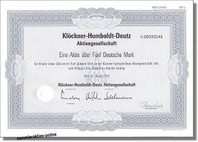 Klöckner-Humboldt-Deutz KHD