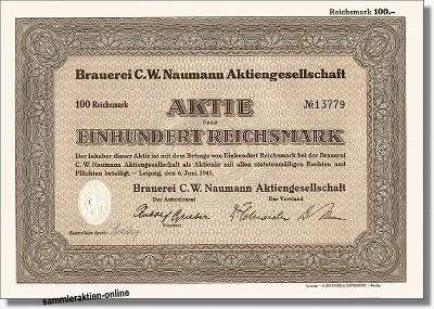 Brauerei C. W. Naumann AG