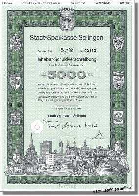 Stadt-Sparkasse Solingen