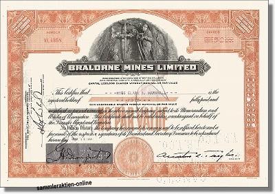 Bralorne Mines Limited
