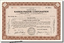 Kaiser-Frazer Corporation - Jeep