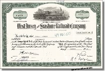 West Jersey & Seashore Railroad Company
