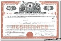 Lone Star Cement Corporation - Dyckerhoff