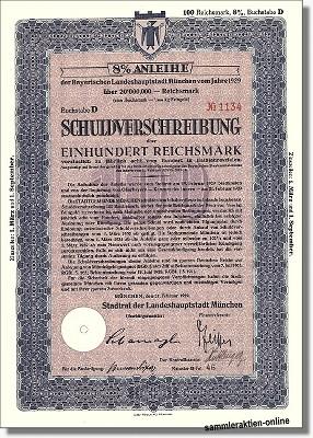Bayerische Landeshauptstadt München