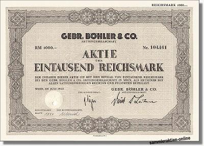 Gebr. Böhler & Co.