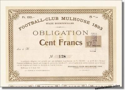 Football-Club Mulhouse 1893