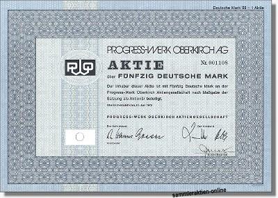 Progress-Werk Oberkirch AG