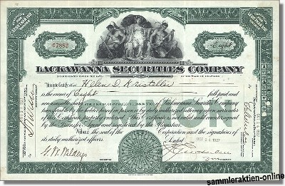 Lackawanna Securities Company
