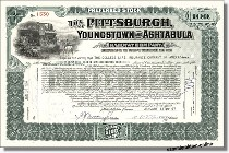 Pittsburgh, Youngstown & Ashtabula Railway Company
