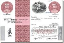 Paul Revere Investors Inc.