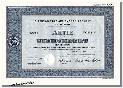 Girmes Werke AG