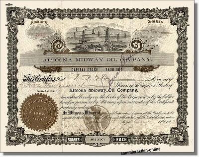 Altoona Midway Oil Company