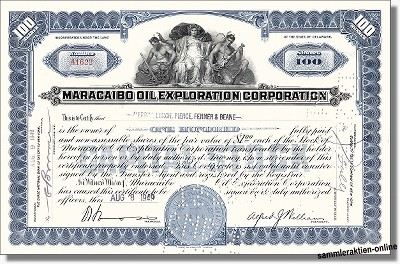 Maracaibo Oil Exploration Corporation