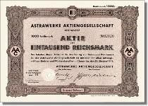 Astrawerke AG - Nixdorf