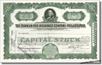 Franklin Fire Insurance Company
