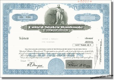 United States Banknote Corporation