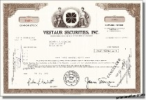 Vestaur Securities Inc.