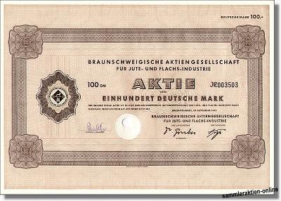 Braunschweigische AG für Jute- und Flachs-Industrie