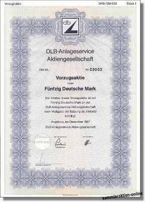 DLB-Anlagenservice AG