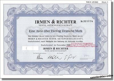 Irmen & Richter AG
