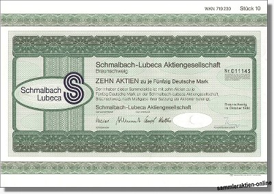 Schmalbach-Lubeca AG