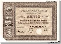 Wallbergbahn AG