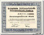 Eckstein Schlossfabrik AG