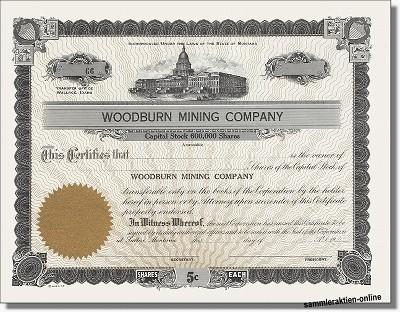Woodburn Mining Company