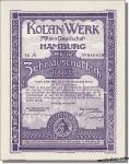 Kolan-Werk Aktien Gesellschaft