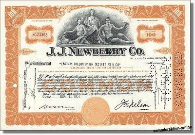 J. J. Newberry Co.